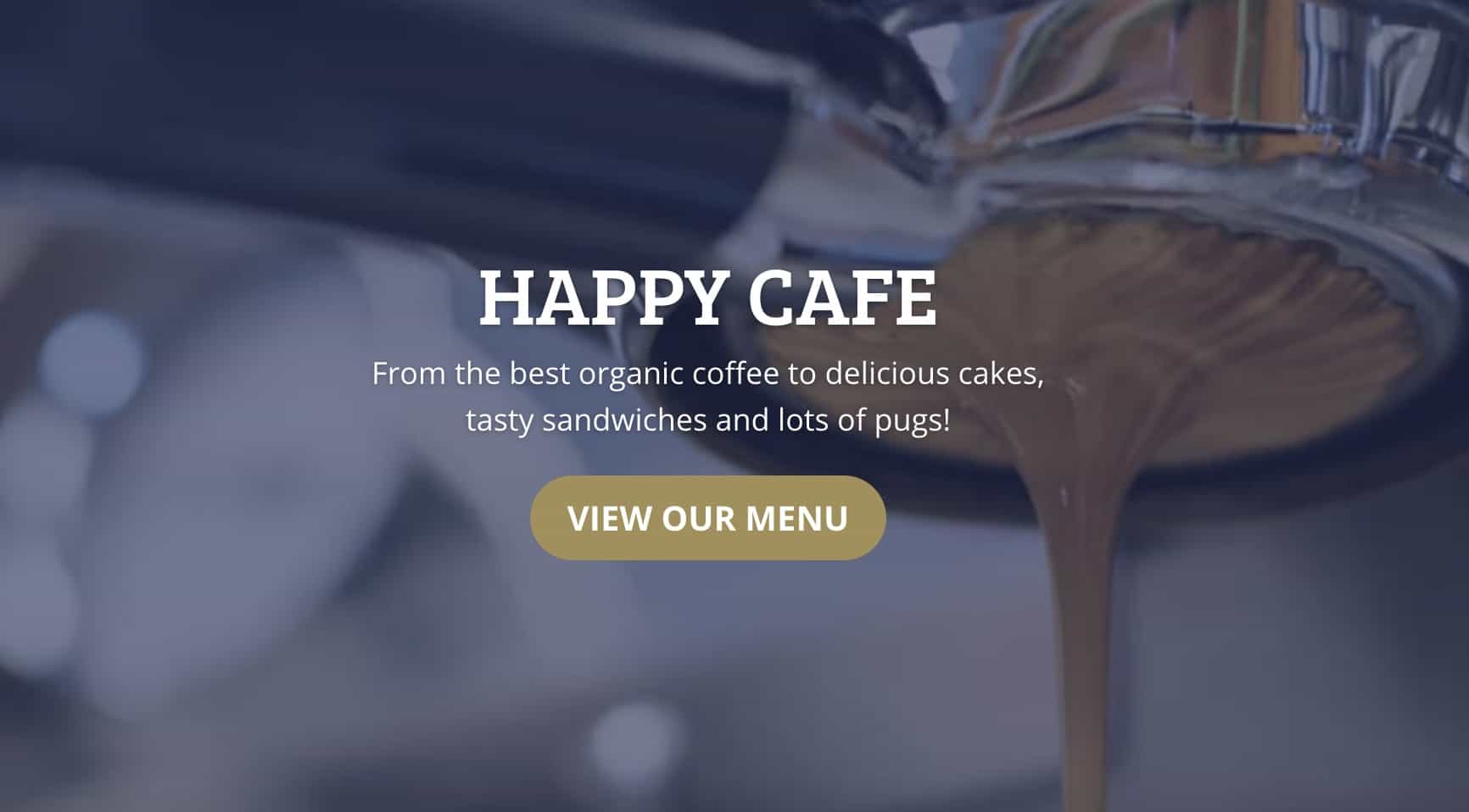 Happy Cafe – Bangkok