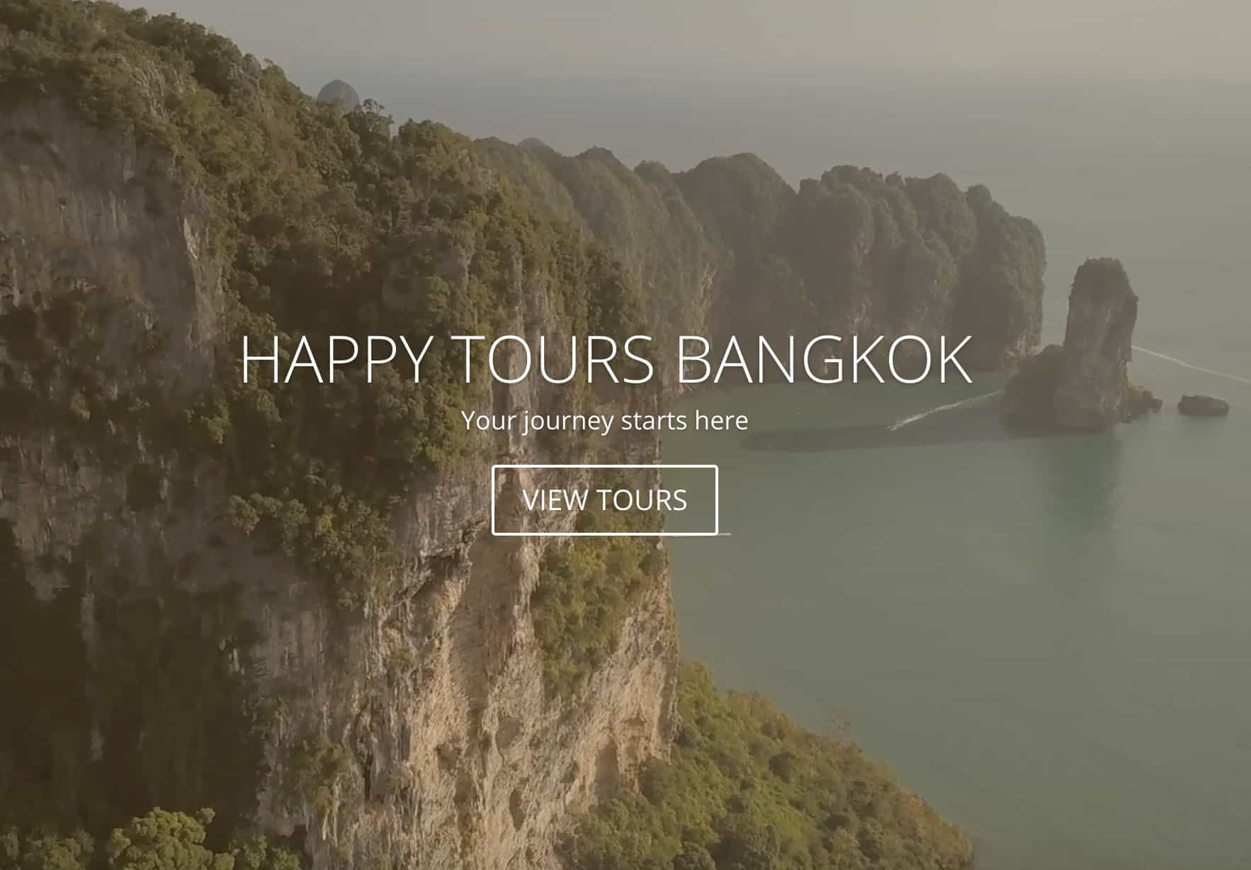 Happy Tours Thailand