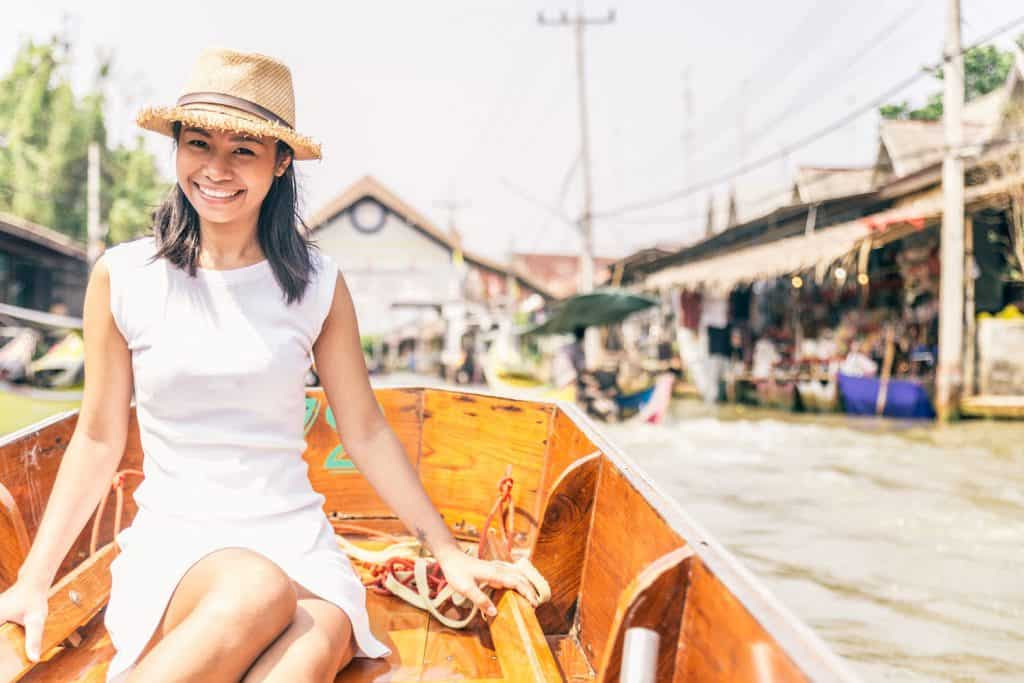 Floating Market Tour
